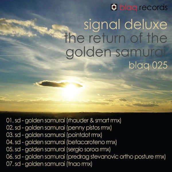 Golden Samurai (Rhauder & Smart Remix)