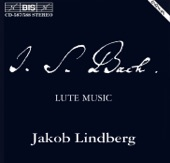 Jakob Lindberg - Suite in C Minor for Solo Lute, BWV 997: II. Fugue