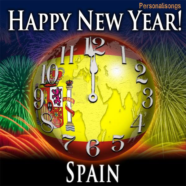 Новый год в Испании!