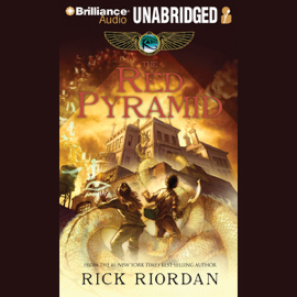 The Red Pyramid: The Kane Chronicles, Book 1 (Unabridged) audiobook