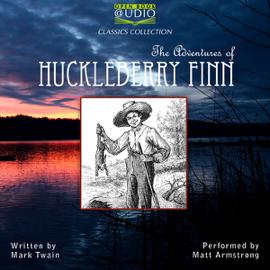 The Adventures of Huckleberry Finn (Unabridged) audiobook