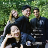 Daedalus Quartet - String Quartet In F Major: I. Allegro Moderato - Tres Doux