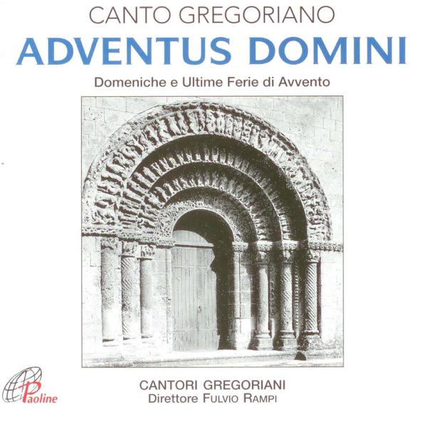 cd adventus domini - canto gregoriano