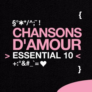 Verschillende artiesten - Essential 10: Chansons d'amour