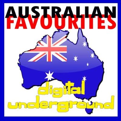 Australian Favourites - Digital Underground