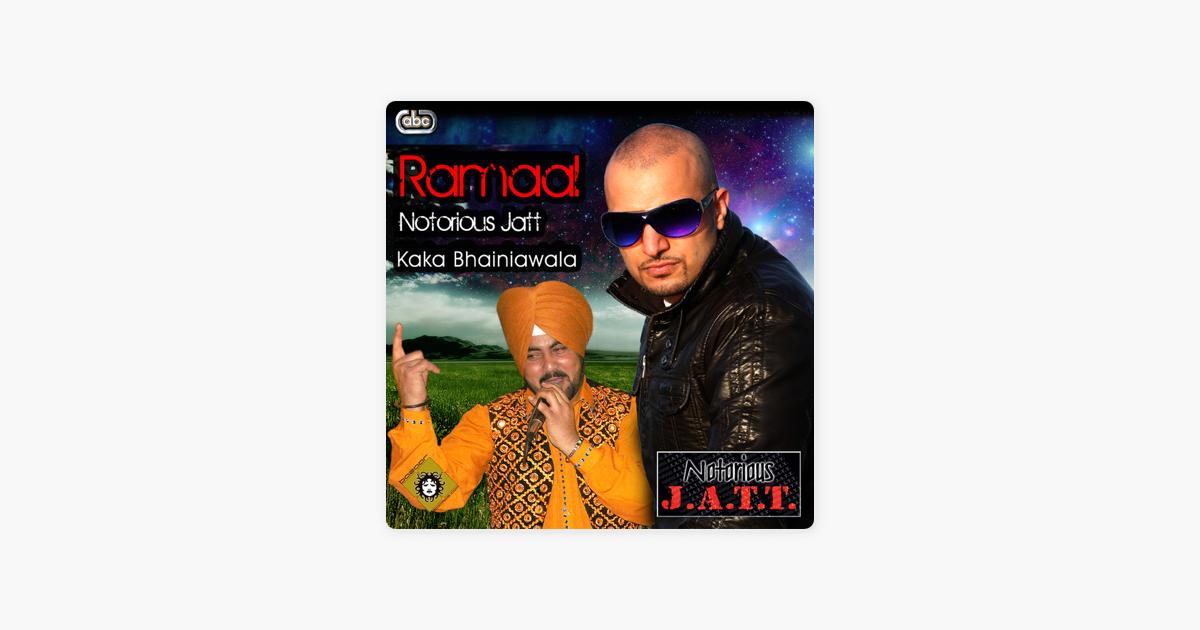 notorious jatt ramaal