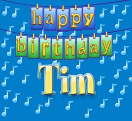 Image result for happy birthday Tim