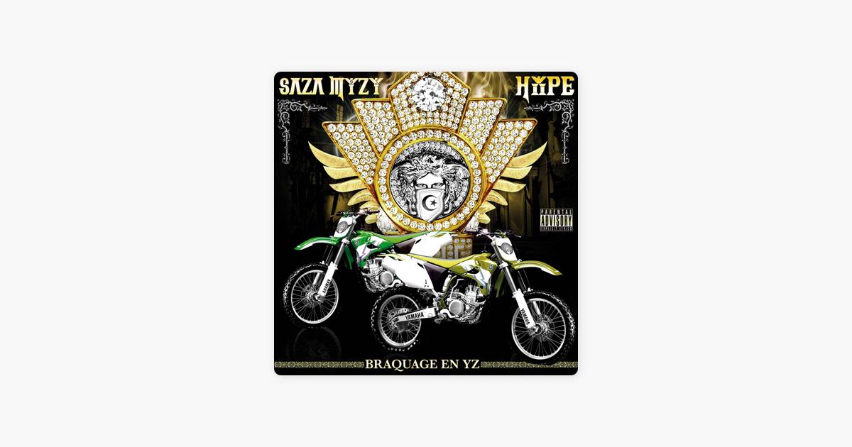 album sazamyzy braquage yz