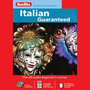 Berlitz Italian Guaranteed (Unabridged)
