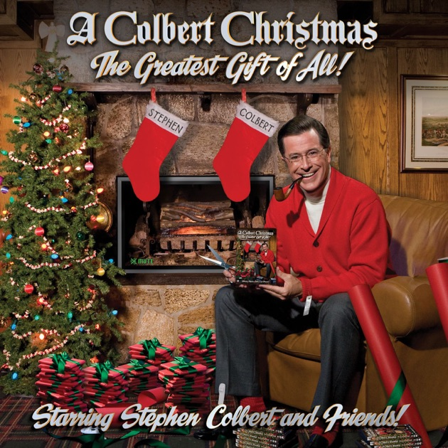 Christmas in July - Single by Stephen Colbert on Apple Music