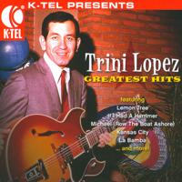 Trini Lopez - Trini Lopez: Greatest Hits artwork