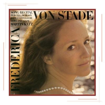 Frederica von Stade Song Recital - Frederica Von Stade