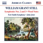"""Fort Smith Symphony - Symphony No. 2 """"Song of a New Race"""" (Composer: William Grant Still)"""