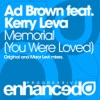 Memorial (You Were Loved) (feat Kerry Leva) - Single