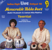 Indian Night Live Stuttgart 1988: Memorable Tabla Duet
