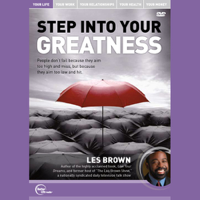 Les Brown - Step Into Your Greatness (Live) artwork