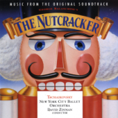 George Balanchine's The Nutcracker (Music From The Original Soundtrack)-David Zinman & New York City Ballet Orchestra
