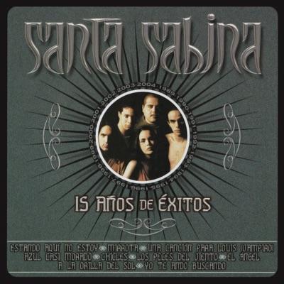 15 Años de Exito - Santa Sabina