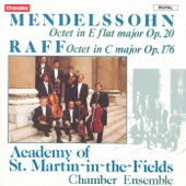 Academy of St. Martin in the Fields Chamber Ensemble - String Octet in E-Flat Major, Op. 20, MWV R20: I. Allegro moderato, ma con fuoco
