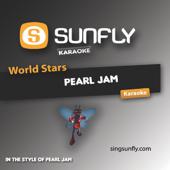 World Stars Karaoke - Pearl Jam
