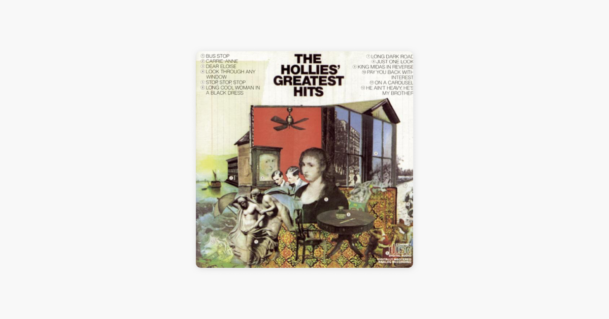 Greatest Hits By The Hollies On Apple Music