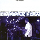 Reverend Organdrum - Can't Be Still