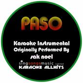 Paso (The Nini Anthem) [Originally Performed By Sak Noel] [Karaoke Instrumental Version]