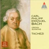 Herbert Tachezi - Bach, CPE : Organ Sonata in D major H86 : I Allegro di molto
