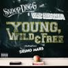 Snoop Dogg & Wiz Khalifa - Young, Wild & Free (feat. Bruno Mars) ilustración