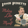 John Pinette - Making Lite of Myself  artwork