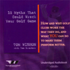 Tom Wishon and Tom Grunder - 12 Myths That Could Wreck Your Golf Game (Unabridged) artwork
