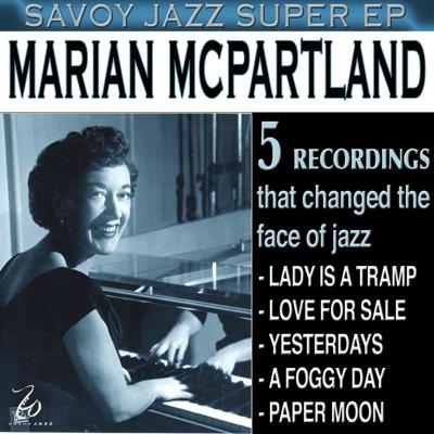 Savoy Jazz Super - EP - Marian McPartland