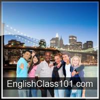 Innovative Language Learning - Learn English - Level 4: Intermediate English, Volume 1: Lessons 1-25: Intermediate English #1 (Unabridged) artwork