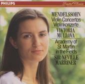 Academy of St. Martin in the Fields - Mendelssohn: Violin Concerto In D Minor, Op.posth. - 1. Allegro molto
