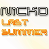 NICKO - Last Summer artwork