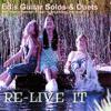 Ed's Guitar Solos & Duets - Re-live It artwork