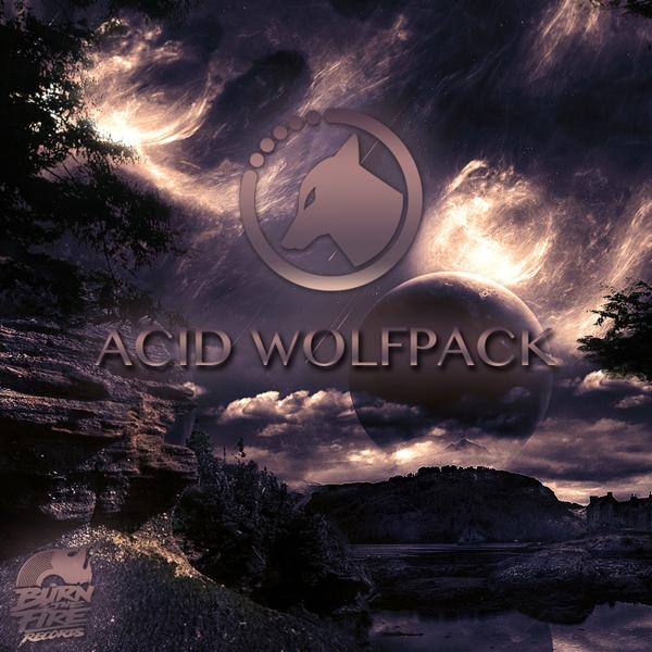 Acid Wolfpack - Single by Coyote Kisses