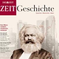 Die Zeit - Karl Marx (ZEIT Geschichte) artwork