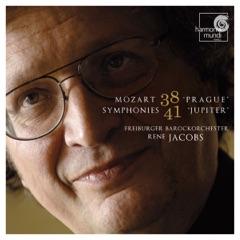 "Mozart: Symphonies Nos. 38 ""Prague"" & No. 41 ""Jupiter"""