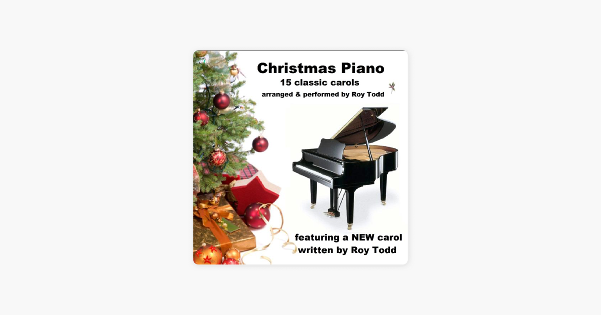 Christmas Piano.Christmas Piano By Roy Todd