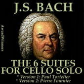 Suite No. 1 for Cello Solo in G Major, BWV1007: I. Prelude