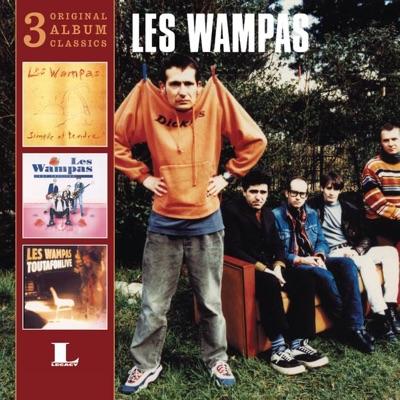 3 Original Album Classics: Les Wampas - Les Wampas