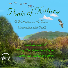 Poets of Nature: A Meditation on the Human Connection with Earth (Unabridged) audiobook