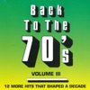 Back To The 70's - Vol. 3