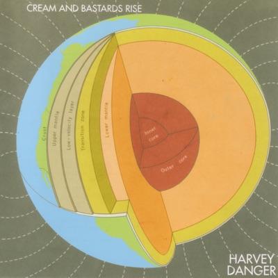 Cream and Bastards Rise - EP - Harvey Danger