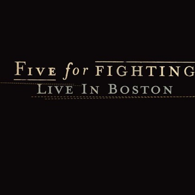 Five For Fighting - Live in Boston (Live Nation Studios) - Five For Fighting