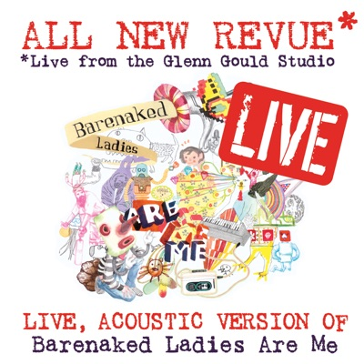 All New Revue - Barenaked Ladies