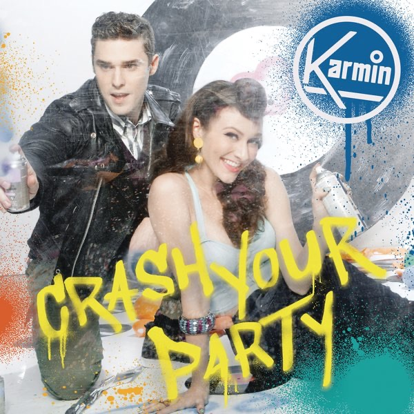 Crash Your Party - Single