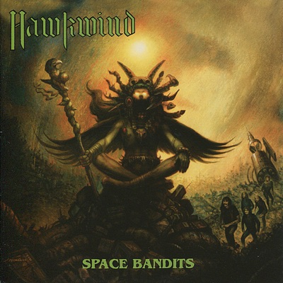 Space Bandits - Hawkwind
