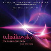 Tchaikovsky: The Nutcracker Suite & Swan Lake Suite-Royal Philharmonic Orchestra & Yuri Simonov